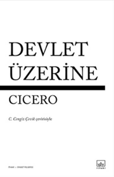 Devlet Üzerine - Cicero