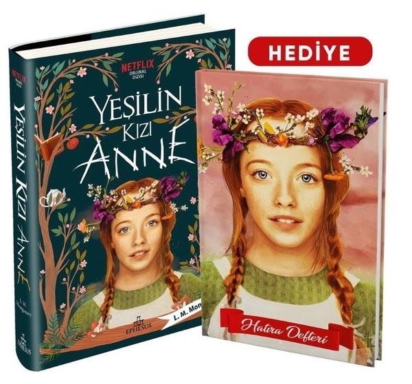 Yeşilin Kızı Anne - L. Maud Montgomery