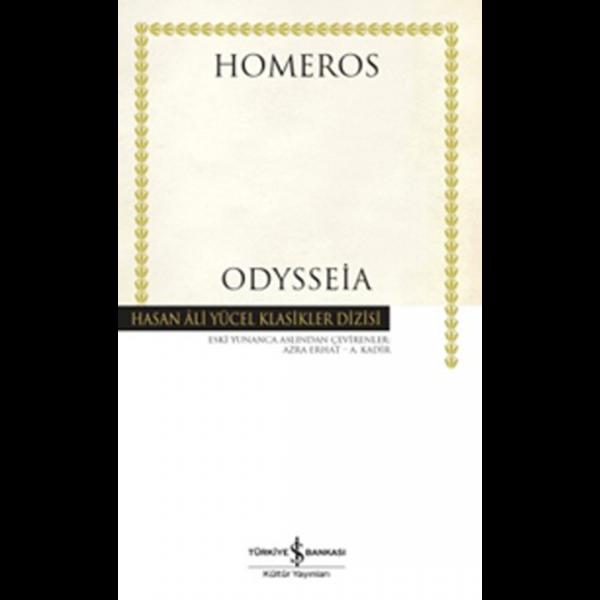 Odysseia - Hasan Ali Yücel Klasikleri - Homeros