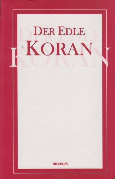 Der Edle Koran