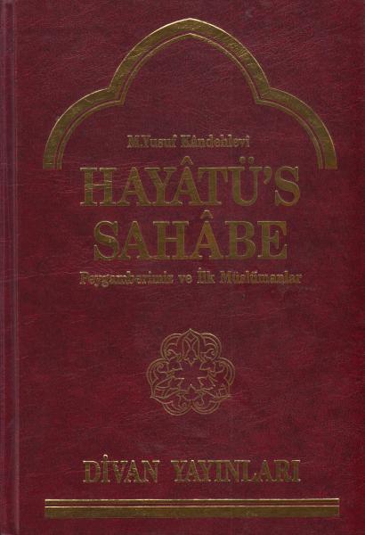 Hayatü's Sahabe 4 Cilt (Ciltli) - M. Yusuf Kandehlevi