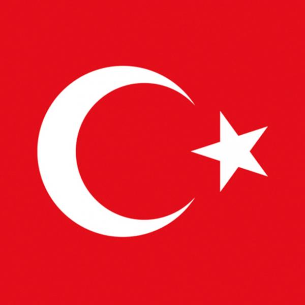 Türk Bayrağı - 600cm x 900cm
