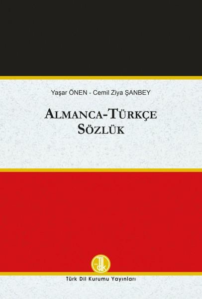 Almanca Türkçe Sözlük - Yaşar Önen