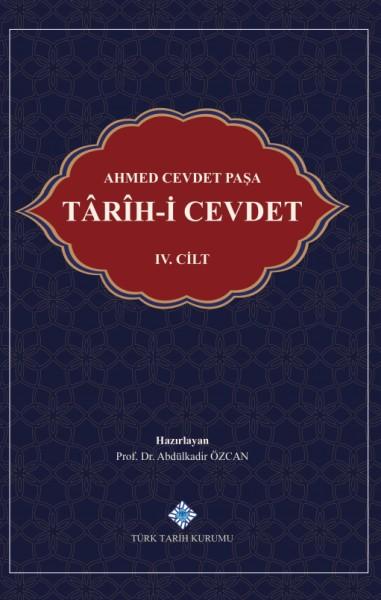 Tarihi Cevdet - Ahmet Cevdet Paşa