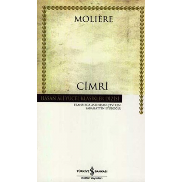 Cimri - Hasan Ali Yücel Klasikleri - Moliere