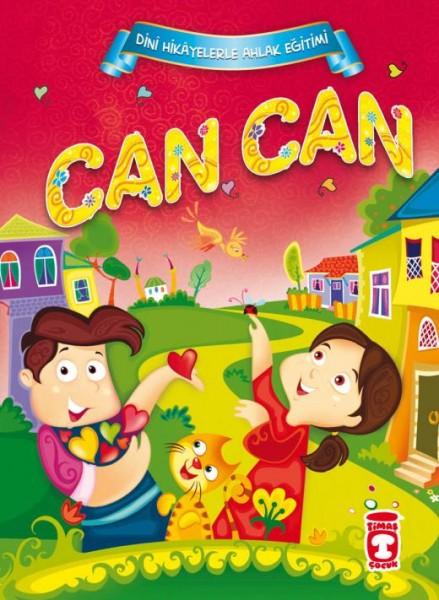 Can Can – Dini Hikayelerle Ahlak Eğitimi -Adem Fidan