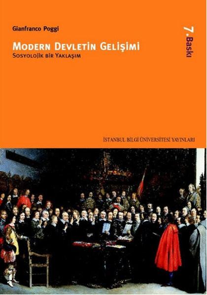 Modern Devletin Gelişimi - Gianfranco Poggi