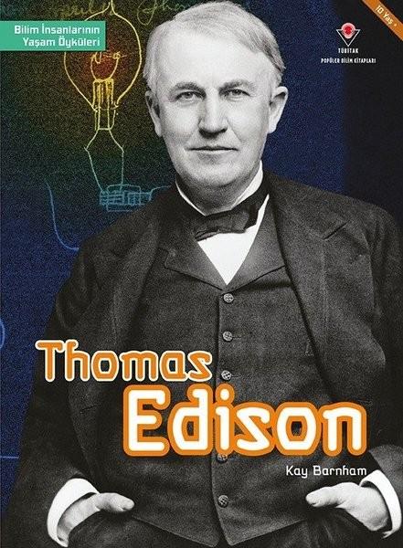 Thomas Edison - Kay Barnham