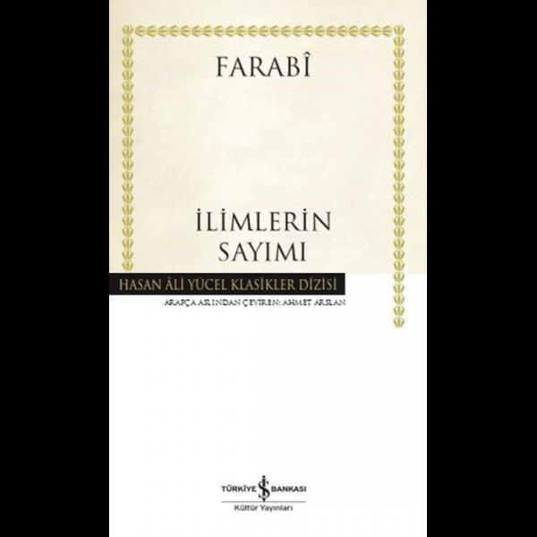 İlimlerin Sayımı-Hasan Ali Yücel Klasikler - Farabi