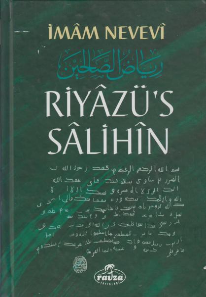 Riyazü's Salihin (3 Cilt Takım Küçük Boy-Şamua-Ciltli)