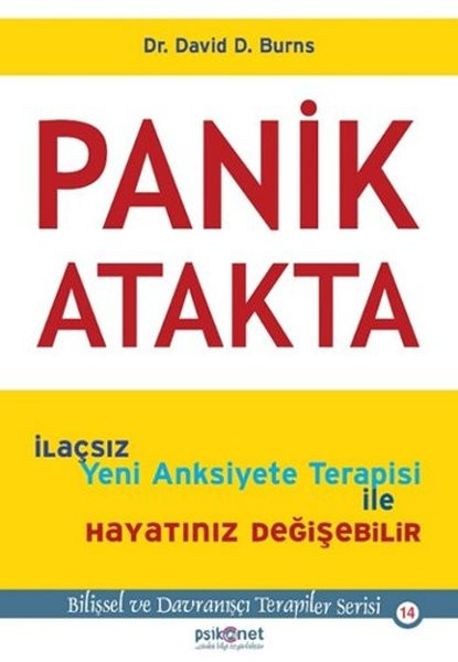 Panik Atakta - David D. Burns