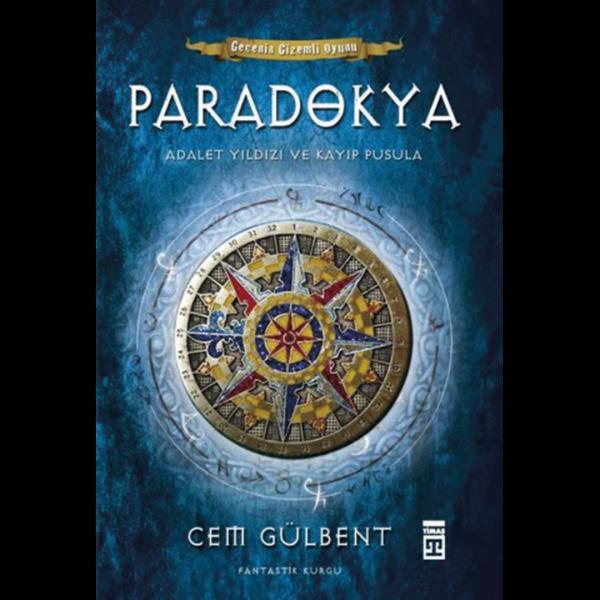Paradokya Adalet Yıldızı ve Kayıp Pusula 1 - Cem Gülbent