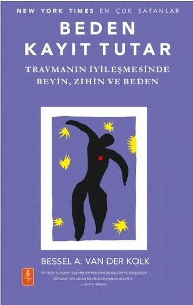 Beden Kayıt Tutar - Bessel van der Kolk