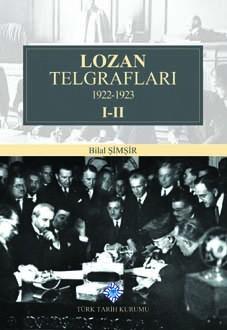 Lozan Telgrafları 1-2 - Bilal Şimşir