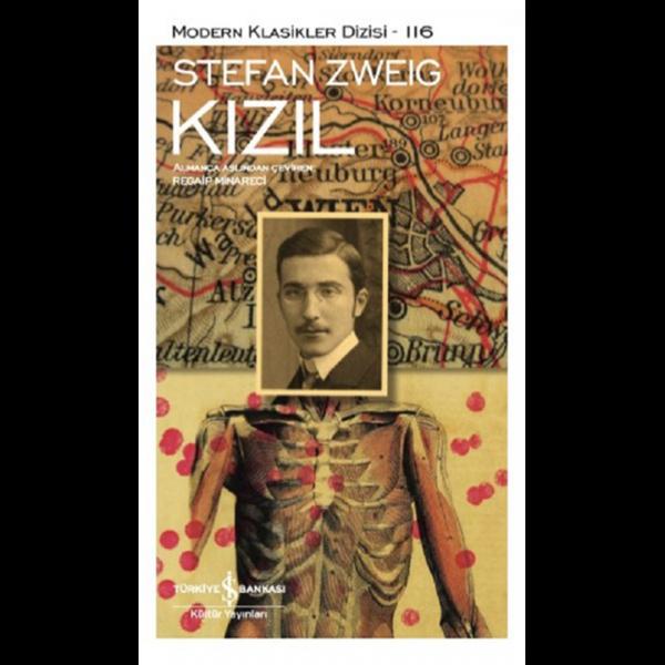 Kızıl - Modern Klasikler Dizisi 116 - Stefan Zweig