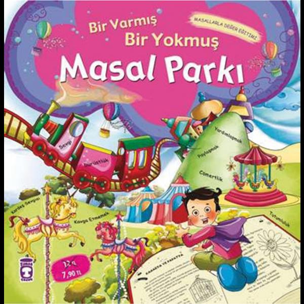 Masal Parkı - Çocuk Kitapları