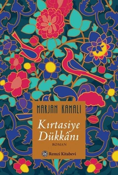 Kırtasiye Dükkânı - Marjan Kamali