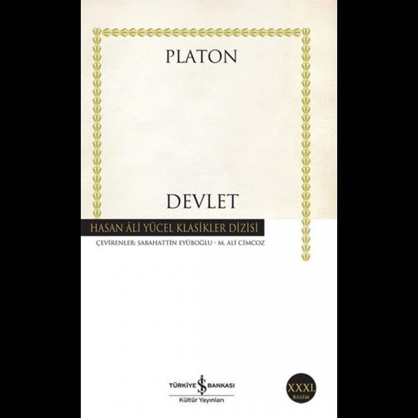 Devlet - Hasan Ali Yücel Klasikleri - Platon