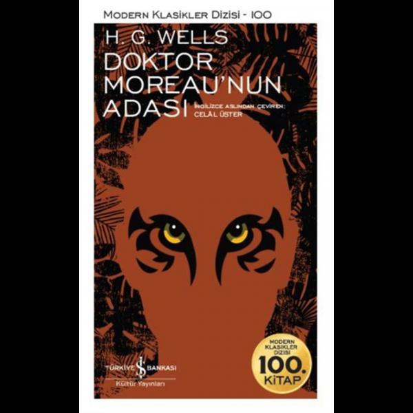 Doktor Moreau'nun Adası - Wells