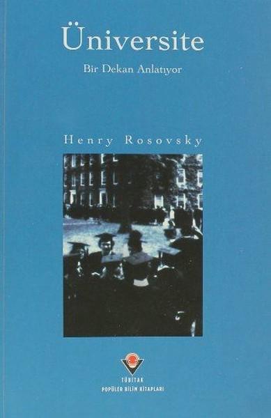 Üniversite - Henry Rosovsky