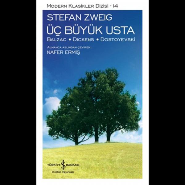 Üç Büyük Usta - Stefan Zweig